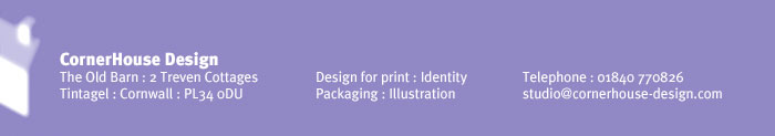 Print and Web, Identity, Packaging, Illustration